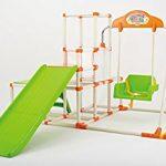 5歳で逆上がりできた!2歳からの基礎体力作りに。組立式ジャングルジム
