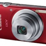 低価格で必要十分!高コスパできれいな赤色のデジカメ「IXY120」